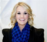 """Carrie Underwood """"The Sound of Music"""" Press Conference in New York, October 26, 2013"""