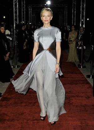 Cate Blanchett 'Life of PI' Opening Gala during 9th Annual Dubai Int. Film Festival December 9, 2012