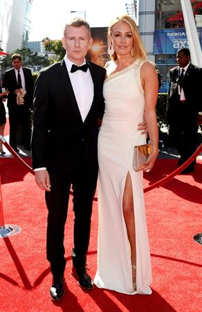 Cat Deeley Creative Arts Emmy Awards -- Los Angeles, September 15, 2013