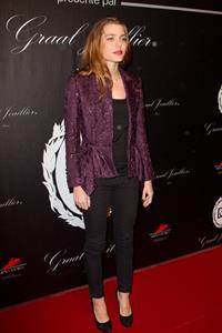 Charlotte Casiraghi Gucci Paris Masters 2012 - Opening Gala (Nov 29, 2012)