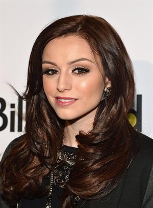 Cher Lloyd Billboard Women In Music 2012 NY 11/30/12