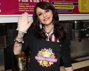 Cher Lloyd - Launches her Shake at Millions of Milkshakes, LA - August 1, 2012