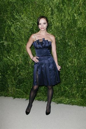 Christina Ricci CFDA And Vogue 2013 Fashion Fund Finalists Celebration -- New York, Nov. 11, 2013