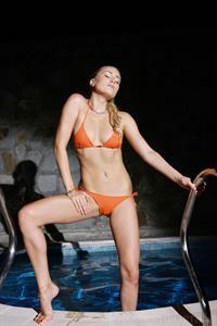 Liza B in a bikini