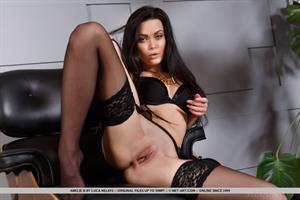 Amelie B nude from Met-Art
