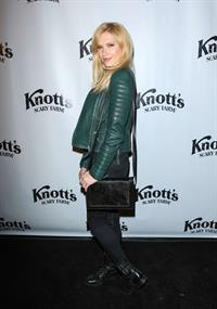Claudia Lee Knott's Scary Farm 'Haunt' VIP Opening Night Party (October 3, 2013)