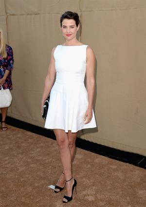 Cobie Smulders CBS Summer TCA Party Los Angeles California July 29, 2013