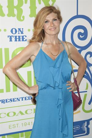 Connie Britton 3rd Annual Summer Party On The Highline, 11 Jun 2013