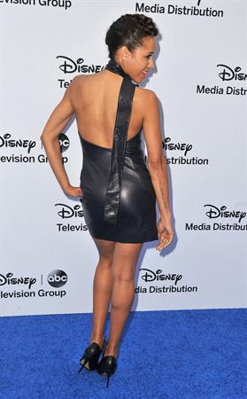 Dania Ramirez Disney Media Networks International Upfronts at Walt Disney Studios in Burbank - May 19, 2013