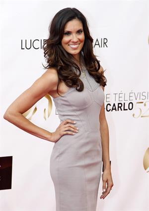 Daniela Ruah - 52nd Monte Carlo TV Festival Opening Ceremony in Monaco 2012.06.10