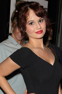 Debby Ryan - Leaves a party in West Hollywood (May 30, 2012)