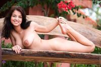 Busty Inez - breasts