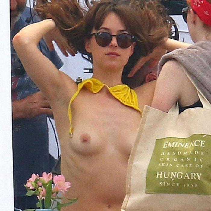 Dakota johnson nude pictures rating