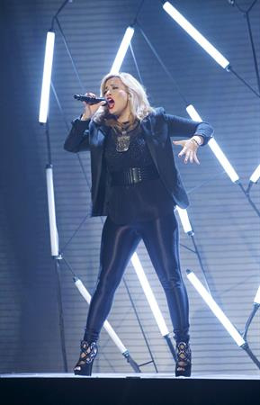 Demi Lovato - Performs Heart Attack on Britain's Got Talent 2013 on May 30, 2013