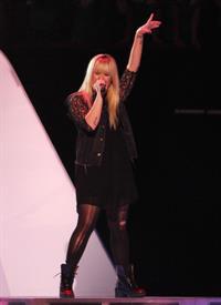 Demi Lovato We Day 2012 in Vancouver 10/18/12
