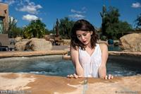 Amber Hahn - Hot Tub
