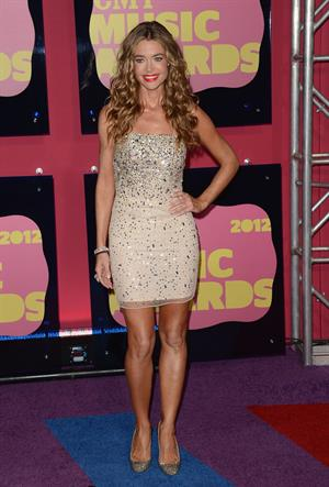 Denise Richards - 2012 CMT Music Awards in Nashville (June 6, 2012)