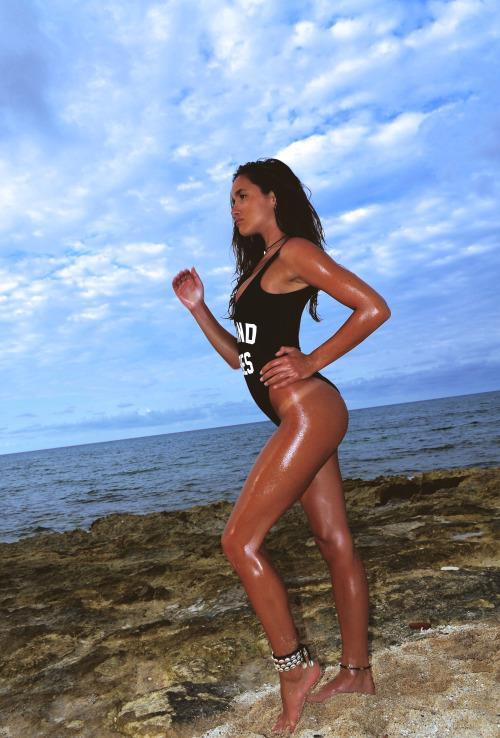 Nude gym workout videos-1417