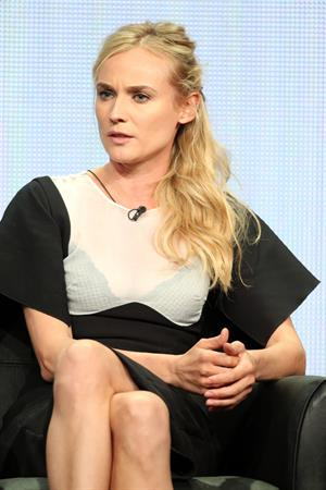 Diane Kruger Summer TCA Tour in Beverly Hills on August 2, 2013