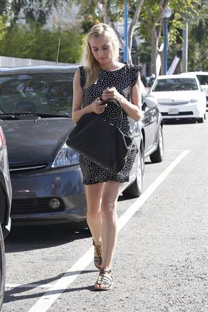 Diane Kruger Out in Los Angeles on June 20, 2013