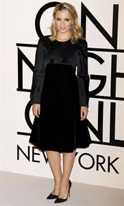 Dianna Agron – Giorgio Armani One Night Only 10/24/13