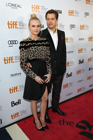 Diane Kruger - Inescapable Premiere at the 2012 Toronto International Film Festival - Sep 11, 2012