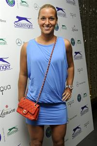 Dominika Cibulkova at The Slazenger Party 2012 in London, June 28, 2012