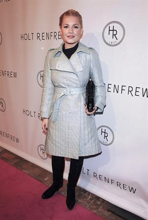 Elisha Cuthbert - Holt Renfrew celebrates new Calgary store -- Nov. 19, 2009