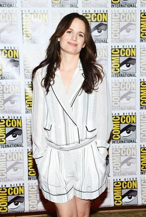 Elizabeth Reaser -  The Twilight Saga: Breaking Dawn - Part 2  Comic-Con Press Conference in San Diego July 12, 2012