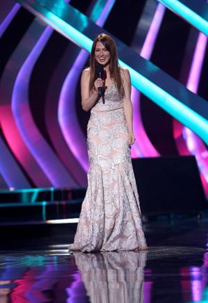 Ellie Kemper  VH1 Divas  2012, on December 16, 2012