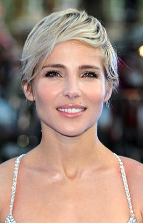 Elsa Pataky attends the premiere of Fast & Furious 6 at the Empire Leicester Square in London (07.05.2013)
