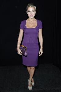 Elsa Pataky  Elie Saab Spring/Summer 2013 for Paris Fashion Week at Espace Ephemere Tuileries - October 3, 2012
