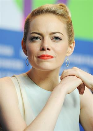 Emma Stone  'The Croods' photocall at 63rd Berlinale Int. Film Festival in Berlin 2/15/13