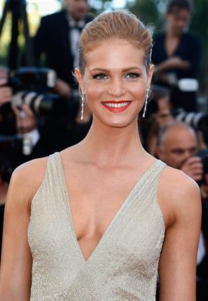 Erin Heatherton 'Behind The Candelabra' Premiere - The 66th Annual Cannes Film Festival, May 21, 2013
