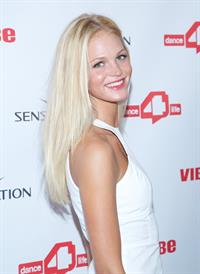 Erin Heatherton dance4life USA Cocktail Party, October 27, 2012