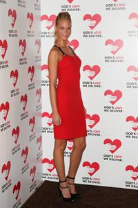 Erin Heatherton God's Love We Deliver Golden Heart Gala NY 10/15/12