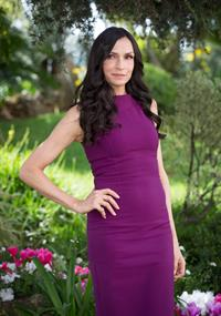 Famke Janssen Mip TV 2013 In Cannes (April 9, 2013)
