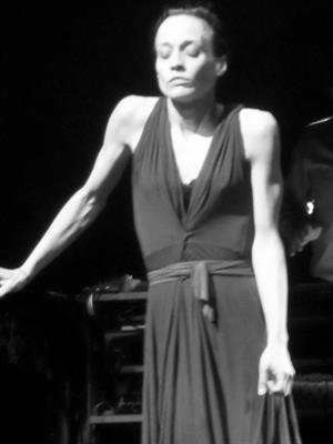 Fiona Apple - Performing at the Peobody Opera House - St. Louis, MO - July 14, 2012