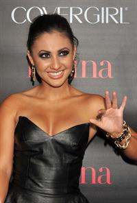 Francia Raisa - Latina Magazine Celebrates Latinos In Hollywood October 4, 2012