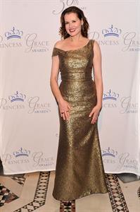 Geena Davis 22th Anniversary Princess Grace Awards Gala on October 10, 2012