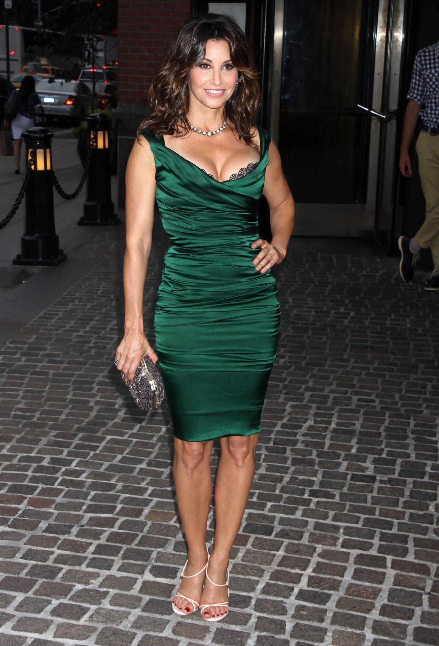 Gina Gershon - Killer Joe Screening in New York City (July 23, 2012)