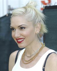 Gwen Stefani - 23rd Annual  A Time For Heroes  Celebrity Picnic in Los Angeles (June 3, 2012)