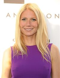 Gwyneth Paltrow Tracy Anderson flagship studio opening in Brentwood 4/4/13