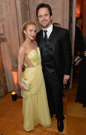 Hayden Panettiere Bloomberg and Vanity Fair Cocktail Reception in Washington - April 27, 2013