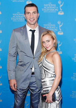 Hayden Panettiere 9th Annual Sports Emmy Awards Reception in New York on May 7, 2013