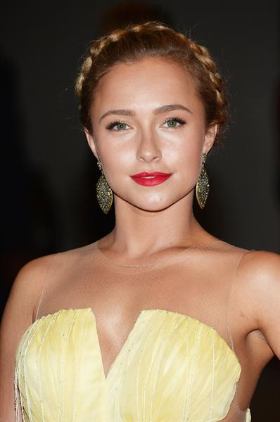 Hayden Panettiere - White House Correspondents Association Dinner in Washington 27.04.13