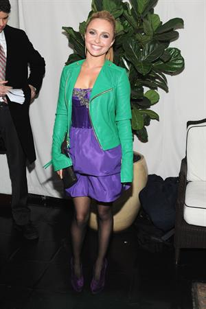 Hayden Panettiere W Magazine and Dom Perignon's Pre-Golden Globes Party in Los Angeles - January 12, 2013