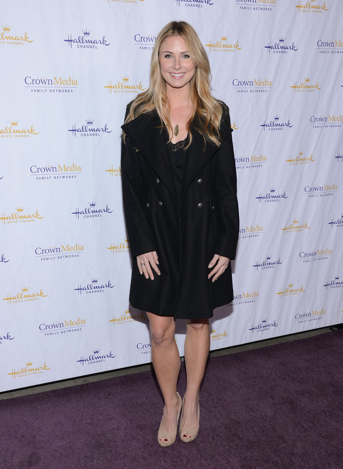 Vanessa Lee Evigan 2013 TCA Winter Press Tour - Hallmark Channel Gala, Jan 5, 2013