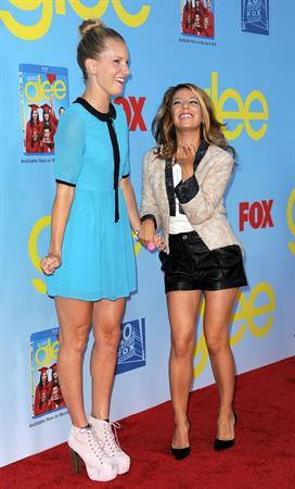 Vanessa Lengies Glee season 4 premiere in Hollywood - September 12, 2012