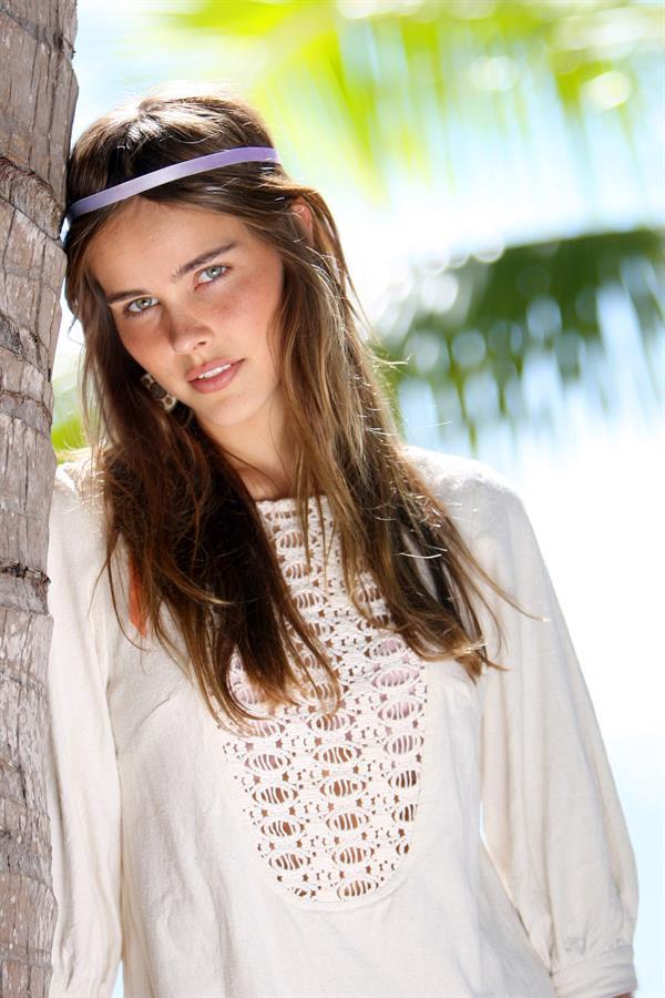 Isabel Lucas at Chris Scott Photoshoot